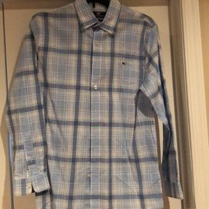 Vineyard vines long sleeve button down